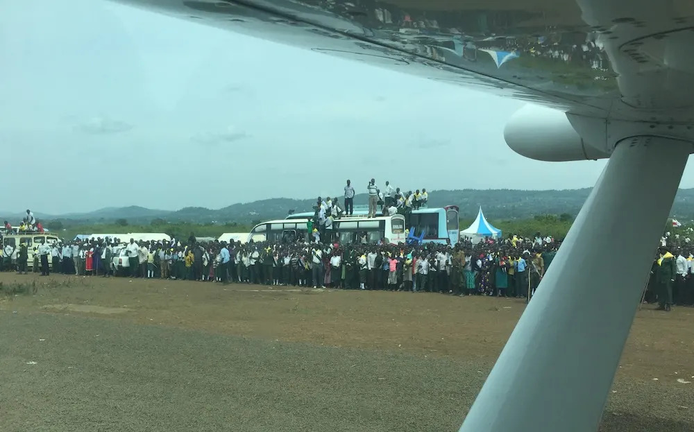 Migori Air Strip