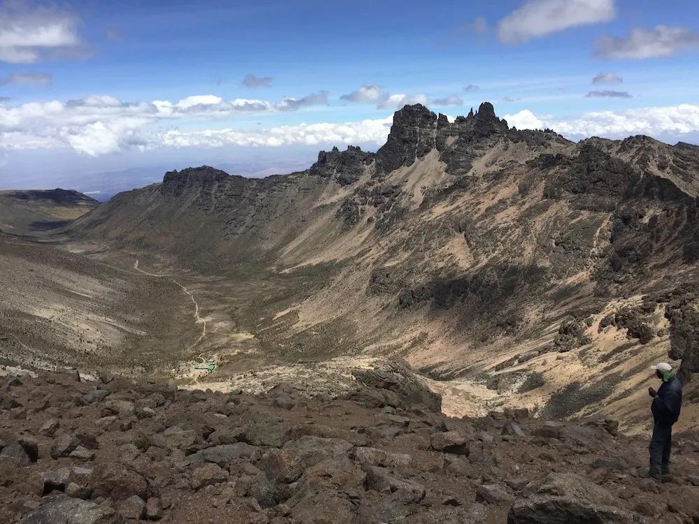 Mount Kenya Views