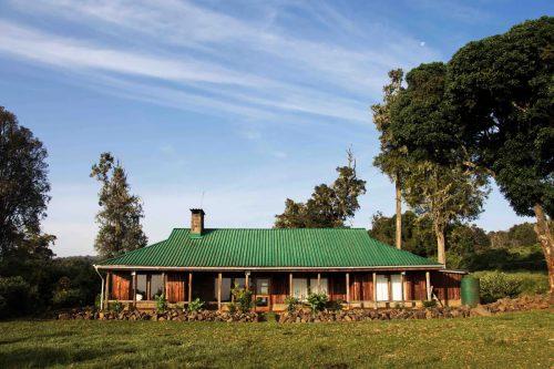 Rhino Retreat House - Aberdares