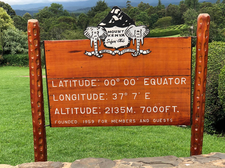 Safari Club Mount Kenya