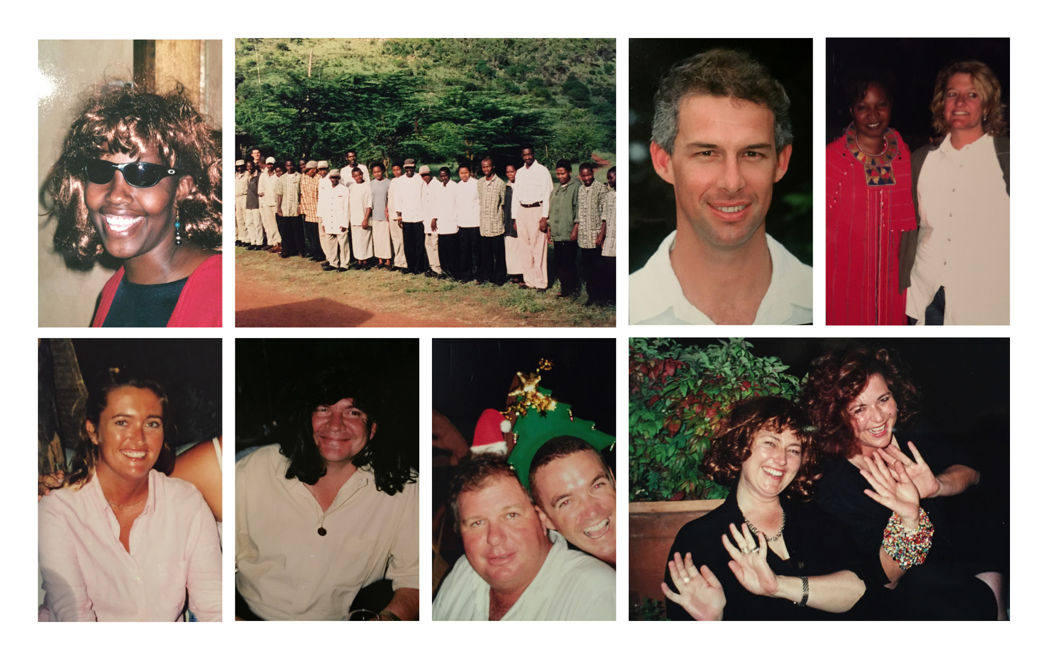 Steve Fitz Journey - Collage 10