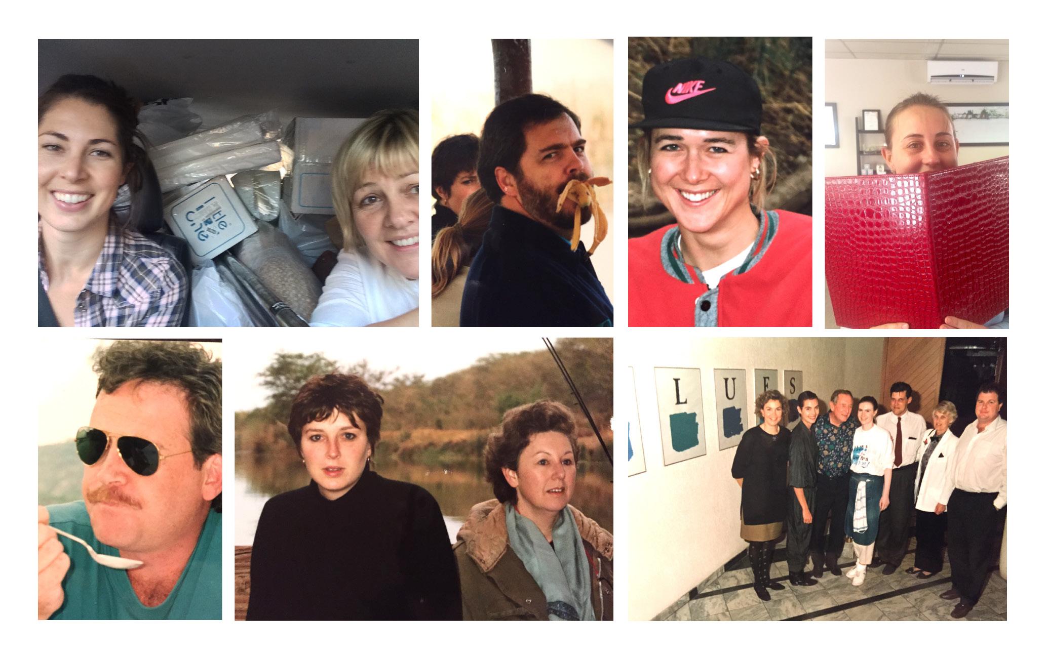 Steve Fitz Journey - Collage 3