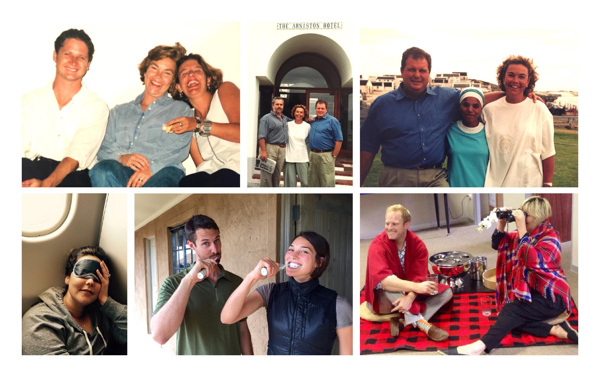 Steve Fitz Journey - Collage 4