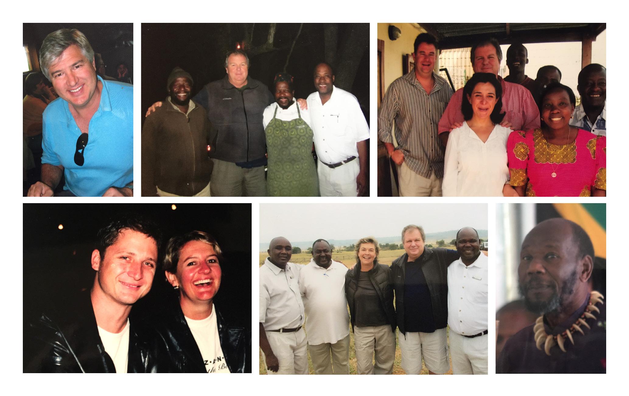 Steve Fitz Journey - Collage 8