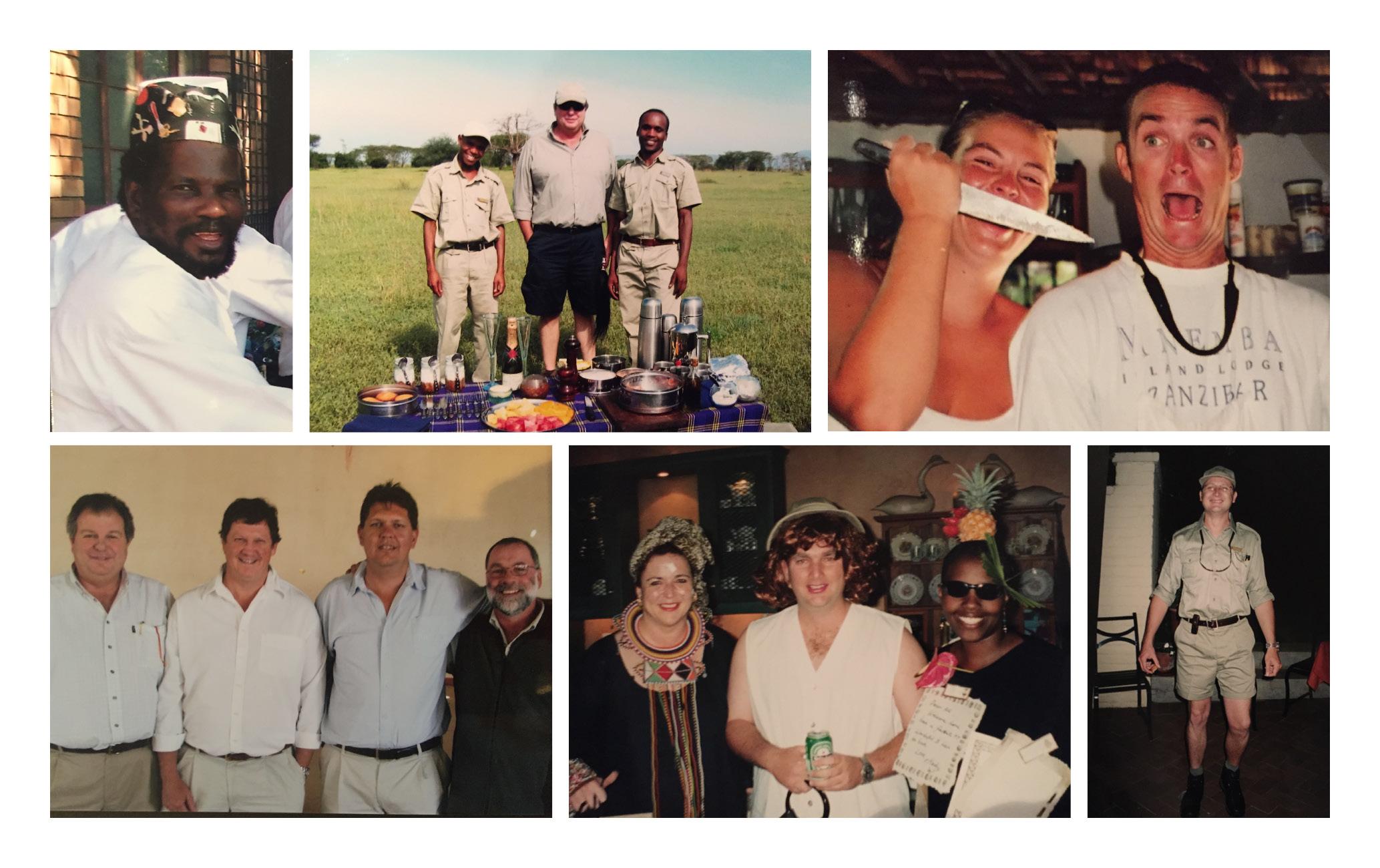Steve Fitz Journey - Collage 9