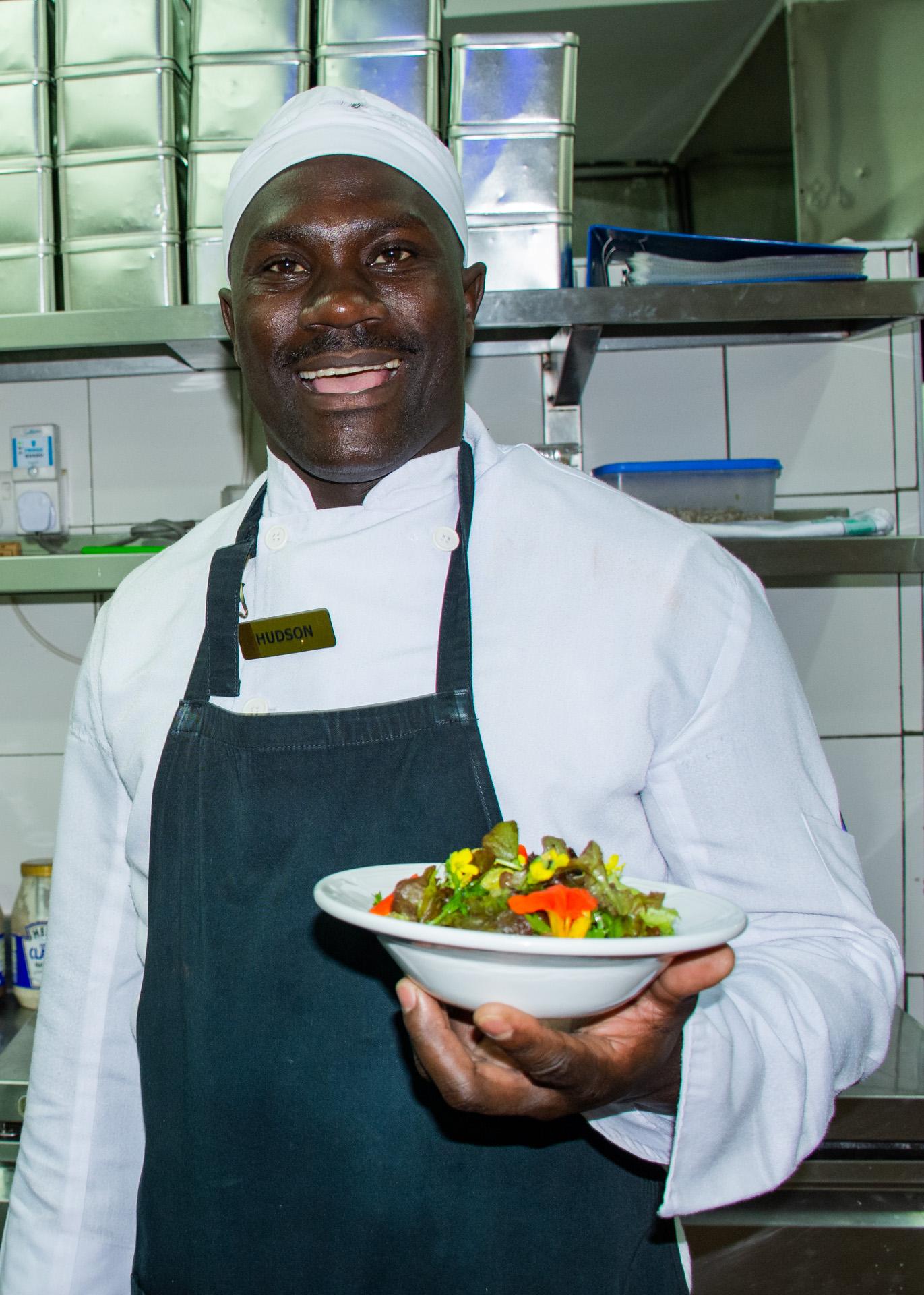 Chef Collins