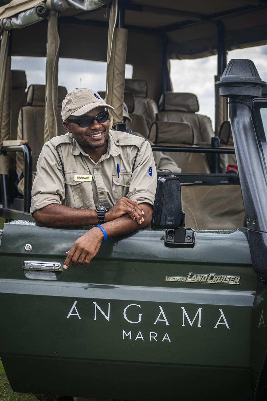 Angama mara safari Douglas