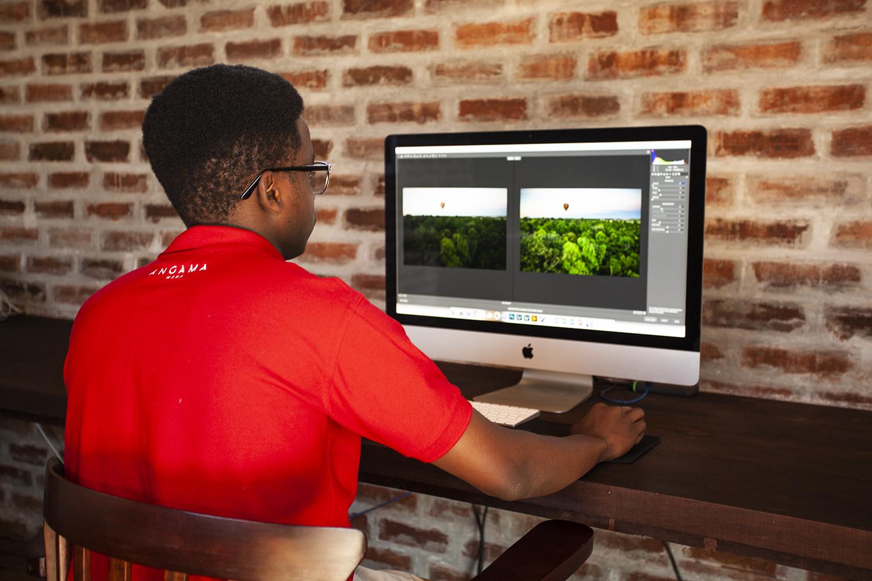 Jeff angama mara photographic studio