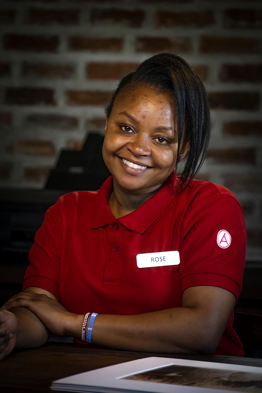 Angama Mara Staff member Rose