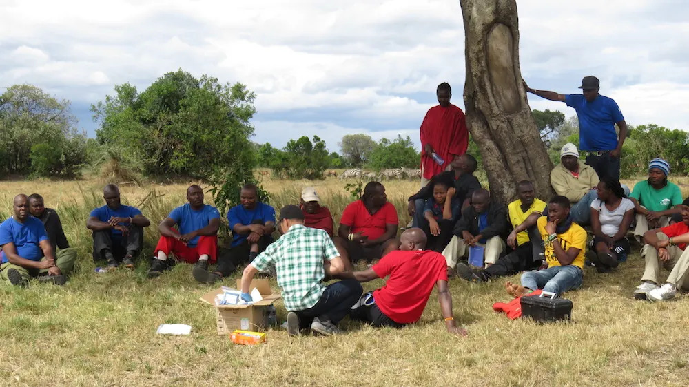 the-angama-mara-wilderness-training-lessons