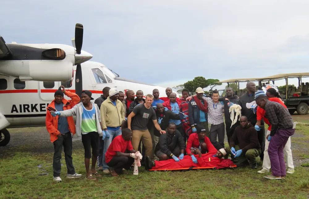 the-wilderness-medical-aid-training-team-at-angama-mara
