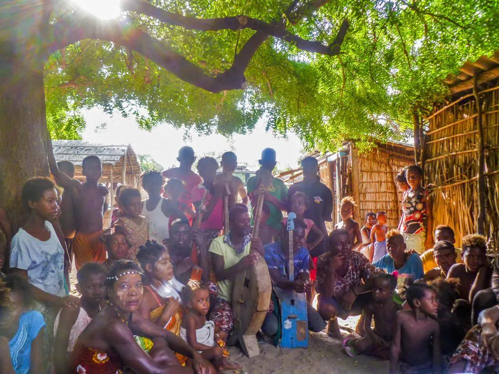 Zafimanity tribe