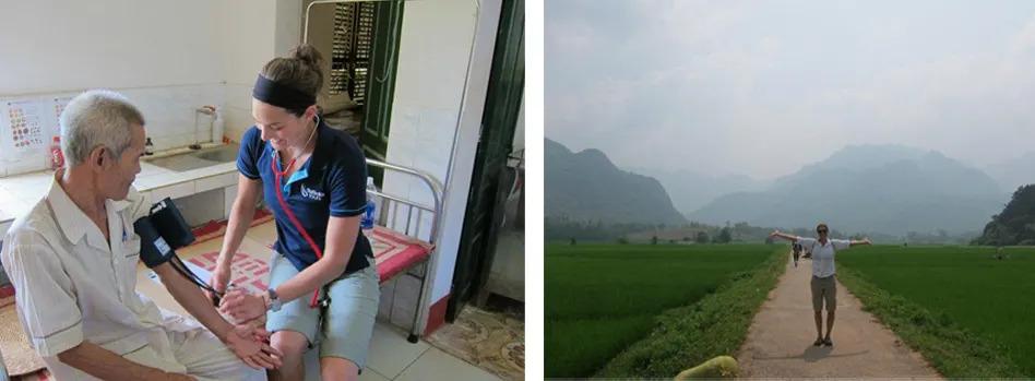 Shannon in Vietnam
