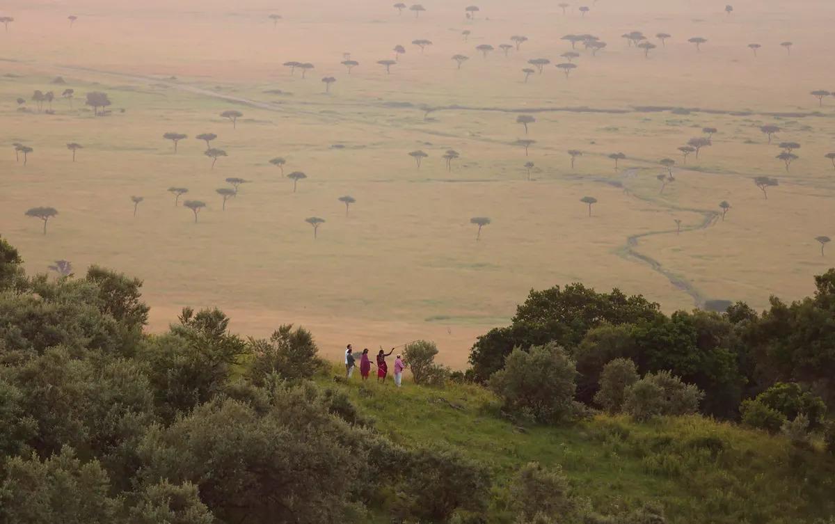 The Rift Valley Escarpment
