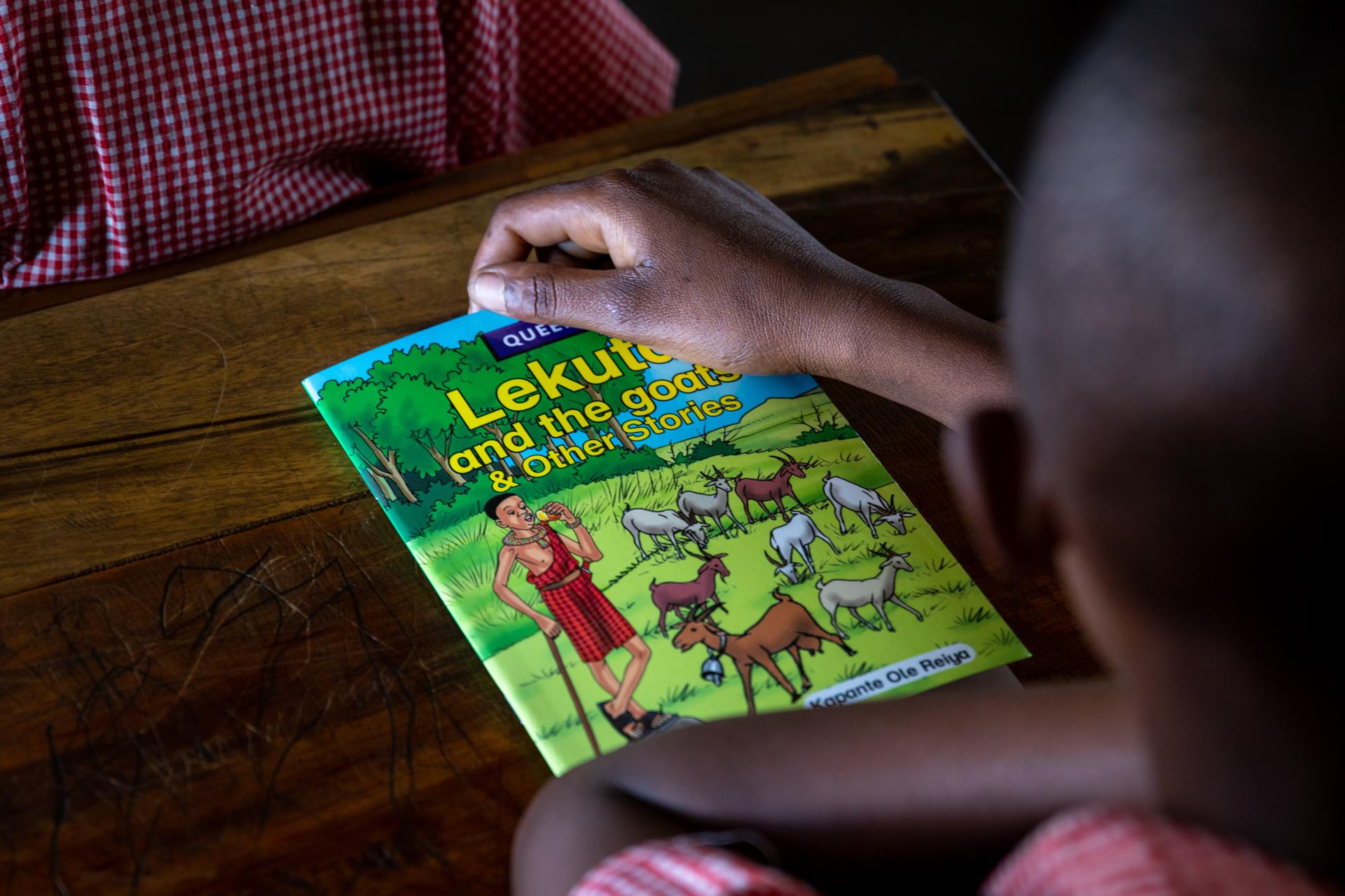 Joel Kapante's book