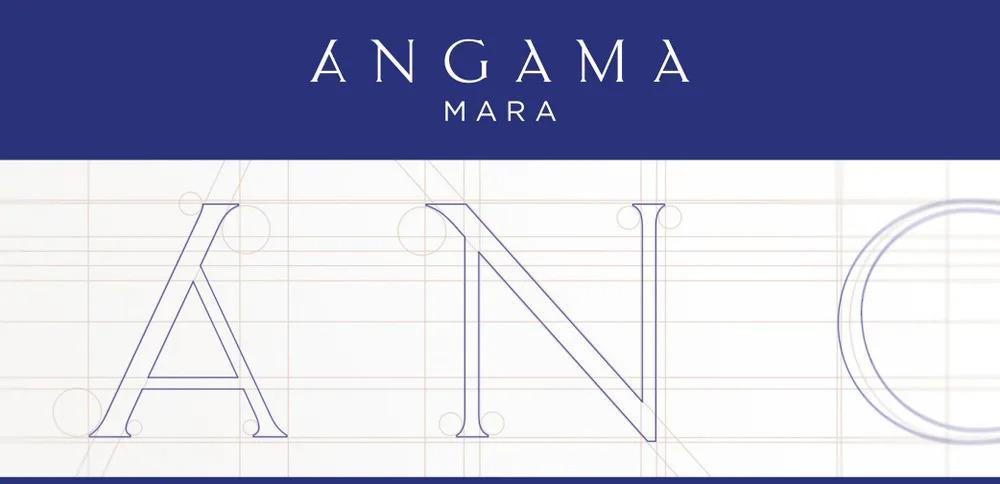 Angama Mara logo