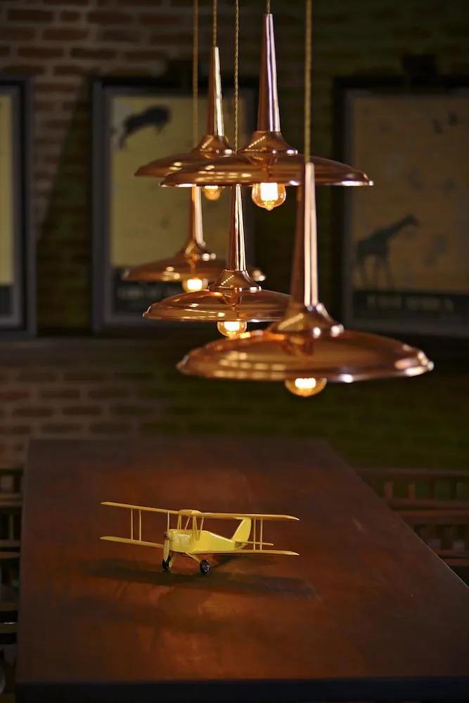 Angama Mara replica of Fynch Hatton's Gypsy Moth