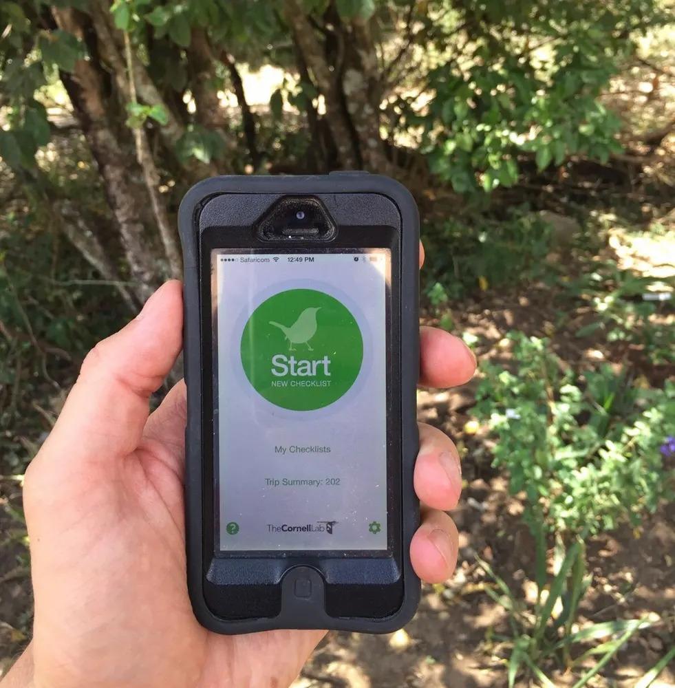 eBird App