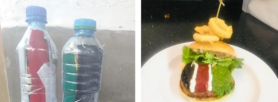 eco and burger
