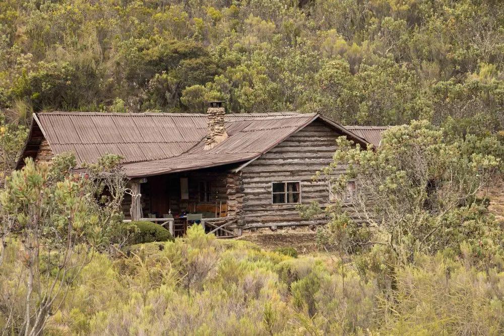 Cabin in Rutundu