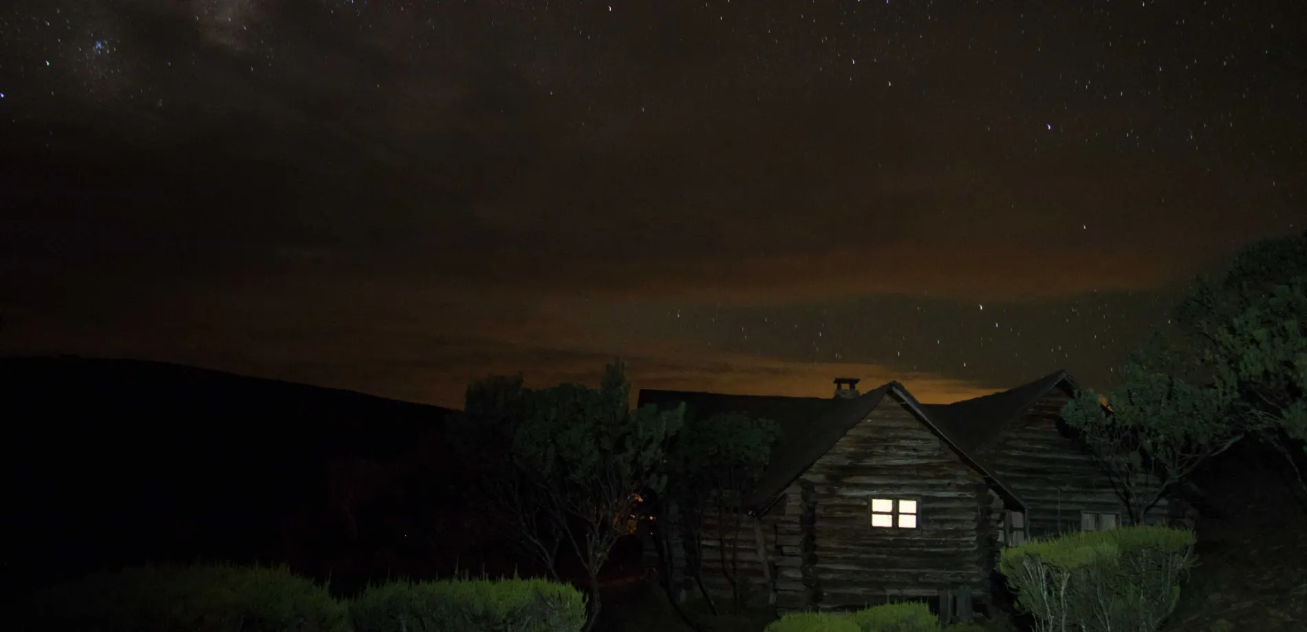 Rutundu at Night