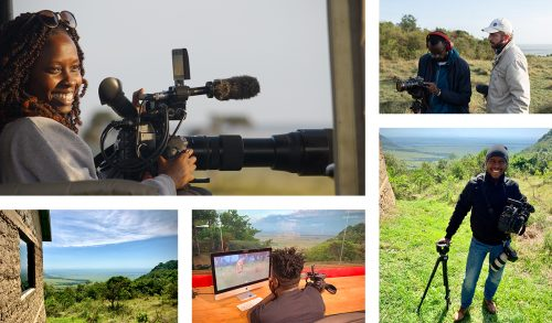 From filming in the field to an editing suite with a view, the Jackson Wild Summit provided it all