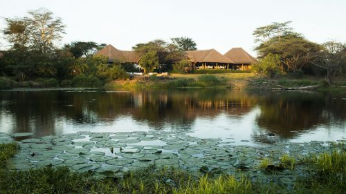 Finch Hattons camp, private and picturesque