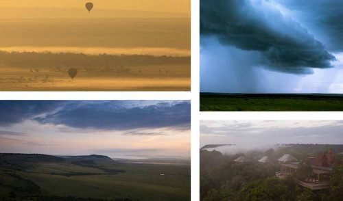 Dramatic scenery, magical sunrises, misty mornings, and hot air balloons