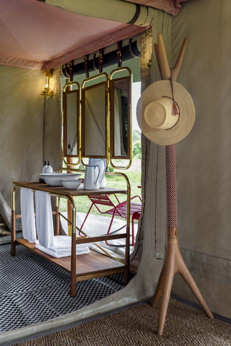 Angama Safari Camp Vanity