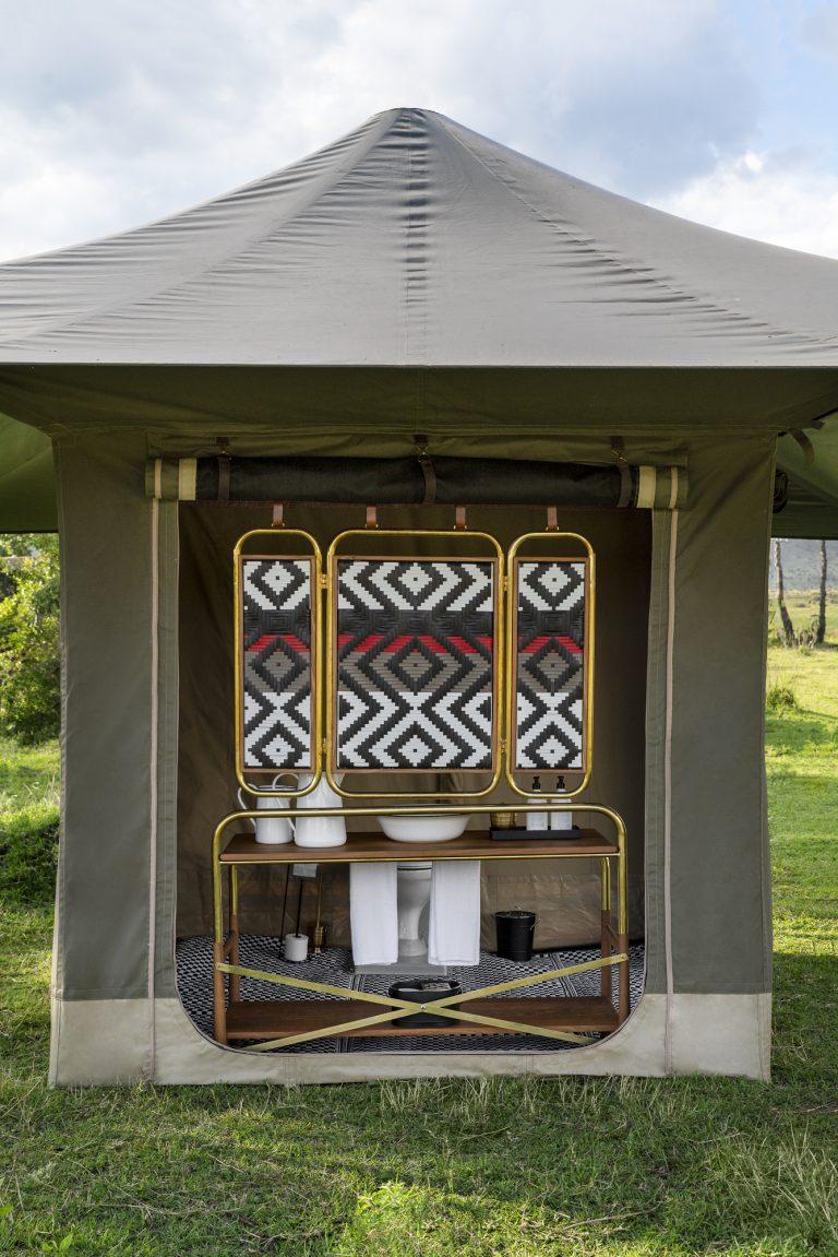 Angama Safari Camp washrooms