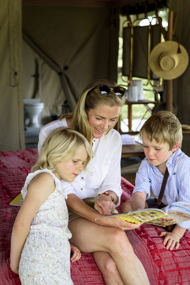 Learning about the wild at Angama Safari Camp