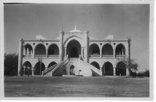 Governors Palace Massawa 1950