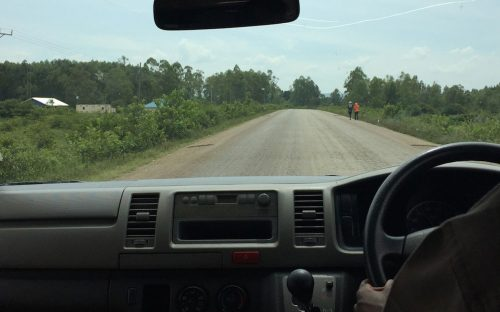 The Road Between Tarime Migori