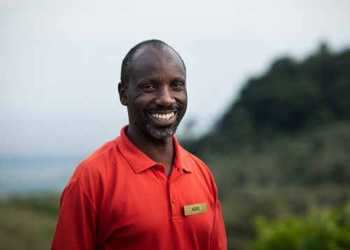 Azei Lago, incoming GM of Angama Mara