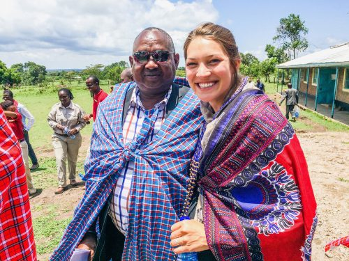 Immersing in Maasai culture and incredible work by the Angama Foundation