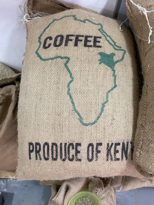 Thanks to its altitude and volcanic soil, Kenyan coffee is regarded as one of the world's best