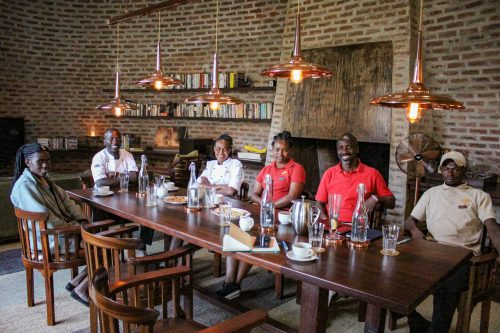 Azei takes us through the inner-workings of Angama and the Angama Foundation