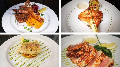 Mouth-watering and satisfying, the food at Seven never disappoints