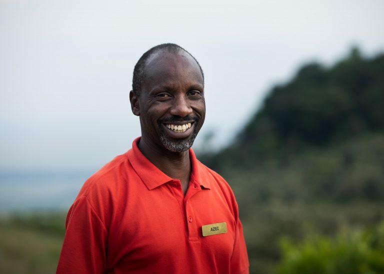 Angama Mara General Manager Azei Lago