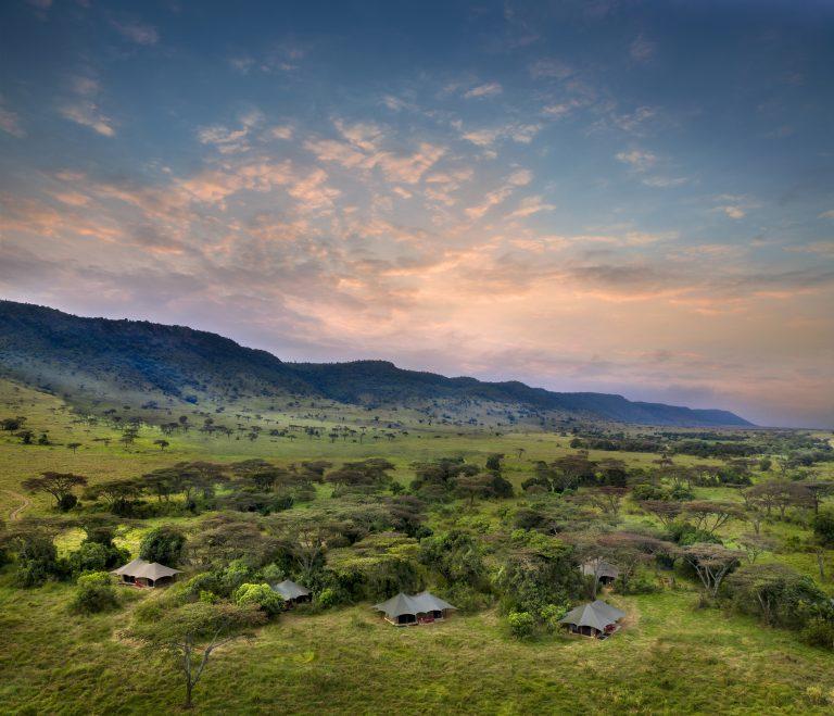 Angama Safari Camp in the Maasai Mara