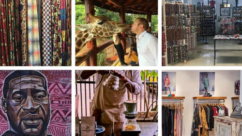 There is so much to see and do in Nairobi – it's worth fighting the traffic