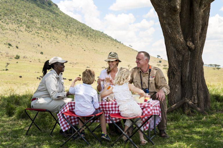 Angama Picnics in the Maasai Mara