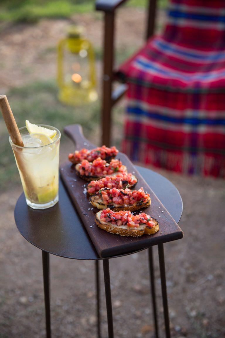 Kenyan Dawa and tom bread Angama Mara